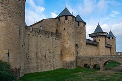 49649-Carcassonne (xiquinhosilva) Tags: 2018 carcassonne cité flickrsync:perm=public fortified france languedoc medieval occitanie unescoworldheritage aude