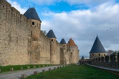 49736-Carcassonne (xiquinhosilva) Tags: 2018 carcassonne cité flickrsync:perm=public fortified france languedoc medieval occitanie unescoworldheritage aude