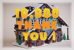 10.000 Thanks!