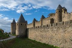 49770-Carcassonne (xiquinhosilva) Tags: 2018 carcassonne cité flickrsync:perm=public fortified france languedoc medieval occitanie unescoworldheritage aude