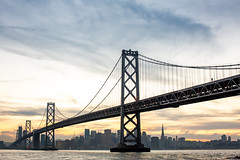 I Thought I Knew You (Thomas Hawk) Tags: america bayarea baybridge california sf sfbayarea sanfrancisco usa unitedstates unitedstatesofamerica westcoast yerbabuenaisland bridge norcal sunset fav10 fav25 fav50 fav100