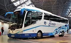 Burgos, estación de autobuses 02.01.2019 (The STB) Tags: bus autobus autobús busse burgos castillayleón transportepúblico publictransport öpnv