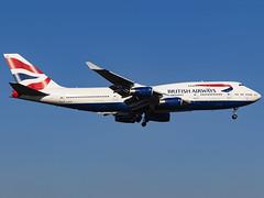 British Airways | Boeing 747-436 | G-BYGF (MTV Aviation Photography) Tags: british airways boeing 747436 gbygf britishairways boeing747436 ba londonheathrow heathrow lhr egll canon canon7d canon7dmkii