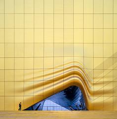 Chroma (Dan Portch) Tags: seoul south korea incheon club chroma airport building architecture fine art scale gold mvrdv imprint street paradise city