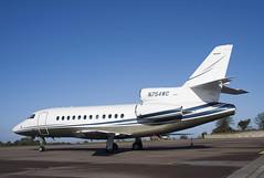 N754WC Falcon 900EX (corkspotter / Paul Daly) Tags: 1999 dassault falcon 900 ex cn 56 n754wc ork eick cork bizjet taurus v141 llc