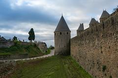 49625-Carcassonne (xiquinhosilva) Tags: 2018 carcassonne cité flickrsync:perm=public fortified france languedoc medieval occitanie unescoworldheritage aude