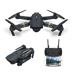 Quadcopter Drone With Camera Live Video, EACHINE E58 WiFi FPV Quadcopter with 120° Wide-Angle 720P HD Camera Foldable Drone RTF - Altitude Hold, One Key Take Off/Landing, 3D Flip, APP Control (shop8447) Tags: 3d 720p altitude app camera control drone e58 eachine flip foldable fpv hd hold key live one quadcopter rtf take video wideangle wifi with