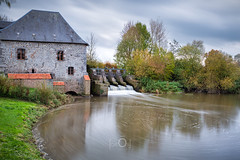 Moulin à eau de Grand-Fayt (CrËOS Photographie) Tags: france grandfayt water moulin eau watermill poselongue moulinàeau longexposure landscape long exposure paysage