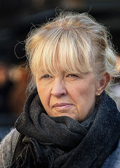 Portrait (D80_547152) (Itzick) Tags: candid copenhagen color colorportrait blonde streetphotography scarf face facialexpression woman f portrait denmark d800 itzick