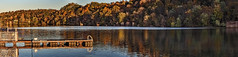 8R9A2511-15cPtaMzl1TBbGERk (ultravivid imaging) Tags: ultravividimaging ultra vivid imaging ultravivid colorful canon canon5dm3 water reflections river boatdock autumn autumncolors trees twilight tree scenic view pennsylvania pa landscape lateafternoon vista painterly monongahelariver