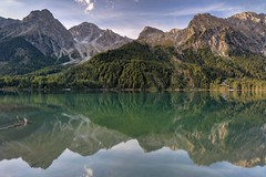 *Antholzer See* (Albert Wirtz @ Landscape and Nature Photography) Tags: lagodianterselva anterselva rasen rasenantholz lake see nature natur natura südtirol southtyrol reflection spiegelung antholzersee antholzertal alpen alps berg mountain tree forest wald baum nikon d810 landscape paesaggio paysage campo paisaje campagne campagna naturpark altoadige rieserferner pustertal valdipusteria bergsee trentino fineart landscapefineart fineartphotography italy italia italien dolomiten türkis turquoise grün green greenwater stallersattel