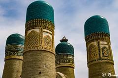 BUKHARA (RLuna (Instagram @rluna1982)) Tags: uzbekistan travel viaje canon photo asia muslim mezquita vacaciones musulman samarcanda rutadelaseda tamerlan shakhizinda silkroad bukhara kalon nocturno minarete bujara rluna1982 rluna chorminor bazar siab afrosiab zoco
