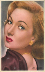 Ann Sothern (Truus, Bob & Jan too!) Tags: annsothern ann sothern american dancer actress hollywood filmstar moviestar film cine cinema kino picture screen movie movies filmster star vintage collectors card samnmelkarte verzamelaarskaart carte cartolina tarjet kwatta mgm metrogoldwynmayer
