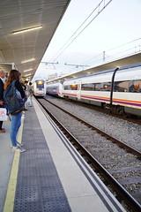 DSC01251 (諾雅爾菲) Tags: sonya7iii europe spain girona 赫羅納 歐洲 西班牙 赫羅納火車站 gironastation