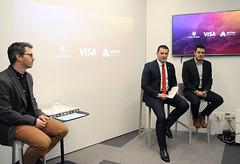 Presentació primers resultats VISA.14-11-2019 (Govern d'Andorra) Tags: actua economia visa presidència gallardo galabert