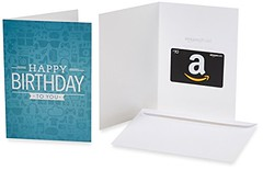 Amazon.com Gift Card in a Greeting Card (Various Designs) (shop8447) Tags: card gift greeting