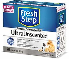 Fresh Step Ultra Unscented Litter, Clumping Cat Litter, 20 Pounds (shop8447) Tags: cat clumping fresh litter pounds step ultra unscented