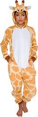 Slim Fit Animal Pajamas - Adult One Piece Cosplay Giraffe Costume by Silver Lilly (shop8447) Tags: animal by costume adult cosplay giraffe fit silver one slim lilly piece pajamas