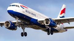 Airbus A320-232(WL) G-EUYO British Airways (William Musculus) Tags: london heathrow egll lhr airport spotting aviation plane airplane william musculus geuyo british airways airbus a320232wl baw ba a320200