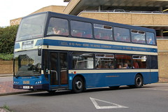 Photo of Delaine Buses Volvo B9TL 141 AD56DBL - Peterborough