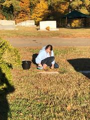 Winston-Salem, NC Operation Legacy (Travis Manion Foundation) Tags: volunteers olbest cleaning clean headstone grave yard marker