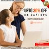 Upto 30% Off On Laptops (Nallu Infotech) Tags: happy childrens day nalluinfotech laptops laptopoffer acerlaptops hplaptops hcllaptops aoclaptops lglaptops samsunglaptops asuslaptop delllaptop childrensday