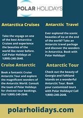 Antarctic Trips (polarholidaysonline) Tags: antarctic trip vacations