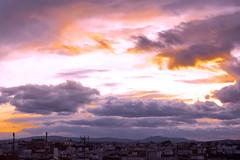 Atardecer en Valencia 61 (dorieo21) Tags: sunset atardecer crépuscule crepúsculo tramonto nube nubes nuage nuages nuvola nuvole urbanscape sky skyscape cielo ciel himmel wolke wolken sonnenuntergang tormenta nikon d7200