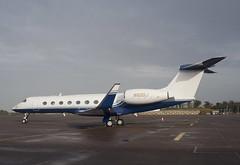 N600J Gulfstream 550 (corkspotter / Paul Daly) Tags: n600jgulfstreamaerospacegvspg550glf55499l2jfrdsa7c807johnsonjohnsonfinancecorp nj201420150420n499ga ork eick cork bizjet n600j gulfstream 550 gvsp