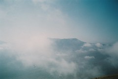Shining (hzhinskiy) Tags: shining blue mountains russia ukraine crimea fujifilm film clouds autumn nature mountain sun