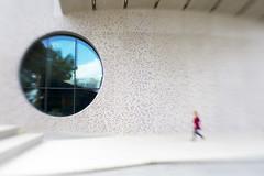Eye see you (alideniese) Tags: urban landscape blur architecture southbank artsprecinct melbourne australia lensbaby alideniese