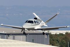 N707SN_02 (GH@BHD) Tags: n707sn cirrus cirrusdesign sf50 visionjet cirrusdesignsf50visionjet visionjetinc belfastcityairport bhd egac bizjet corporate executive aircraft aviation