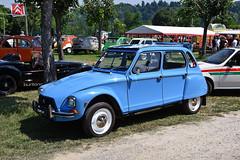 Citroën Dyane 6 (Maurizio Boi) Tags: car auto voiture automobile coche old oldtimer classic vintage vecchio antique france citroen citroën dyane dyane6