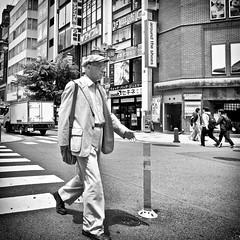 shinjuku, japan (michaelalvis) Tags: asia bw blackandwhite buildings candid citylife pedestrian fujifilm flickr fujicolor friends japan japon japanese japanesesigns monochrome mono mannequin nihon nippon peoplestreet portrait people peoplestreets photography streetphotography streetlife street signs travel tokyo shinjuku shopping urban x70
