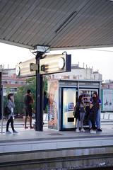 DSC01249 (諾雅爾菲) Tags: sonya7iii europe spain girona 赫羅納 歐洲 西班牙 赫羅納火車站 gironastation