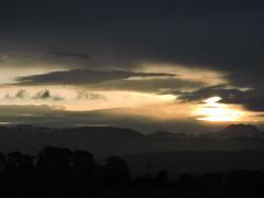 DSCN7157 (keepps) Tags: switzerland suisse schweiz vaud sunrise sky cloud