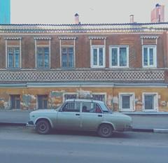 Novoslobodskaya street (vdemashov) Tags: ryazan zhiguli town