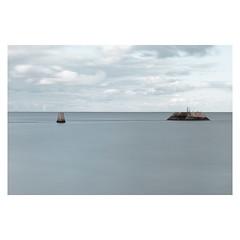 Calm (John Pettigrew) Tags: topographics lines tamron d750 imanoot banal ordinary documentary brutalist seascape architecture minimal nikon angles johnpettigrew mundane