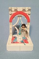 The Summoning Stone (LegoHobbitFan) Tags: lego moc build model creation castle fantasy wizard sorcerer magic