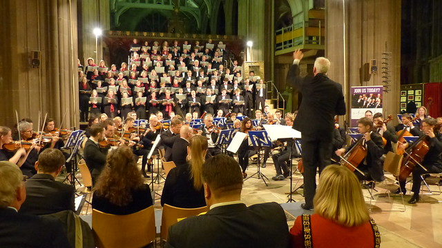 Friendship concert at St Mary's Church