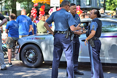 State Troopers (Scott 97006) Tags: troopers law parade uniforms