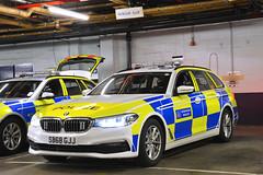 SB68 GJJ (S11 AUN) Tags: london metropolitan police bmw 530i estate touring anpr interceptor traffic car roads policing unit rpu 999 emergency vehicle metpolice sb68gjj