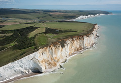 Seaford Head Nature Reserve & the Seven Sisters in East Sussex - aerial image (John D Fielding) Tags: seaford seafordhead headland cliffs chalkcliffs coast coastline coastal uk sussex eastsussex collapse above aerial nikon d810 hires highresolution hirez highdefinition hidef britainfromtheair britainfromabove skyview aerialimage aerialphotography aerialimagesuk aerialview viewfromplane aerialengland britain johnfieldingaerialimages fullformat johnfieldingaerialimage johnfielding fromtheair fromthesky flyingover fullframe cidessus antenne hauterésolution hautedéfinition vueaérienne imageaérienne photographieaérienne drone vuedavion delair birdseyeview british english seafordheadnaturereserve sussexwildlifetrust naturereserve nationaltrust vor navigation