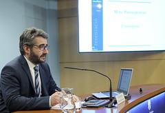 Roda de premsa.Presentació projecte de llei del pressupost 2020.14-11-2019 (Govern d'Andorra) Tags: pressupost finances jover premsa