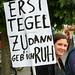 """Auftaktkundgebung """"Tegel schließen – Zukunft öffnen"""", Berlin, 01.09.2017"""