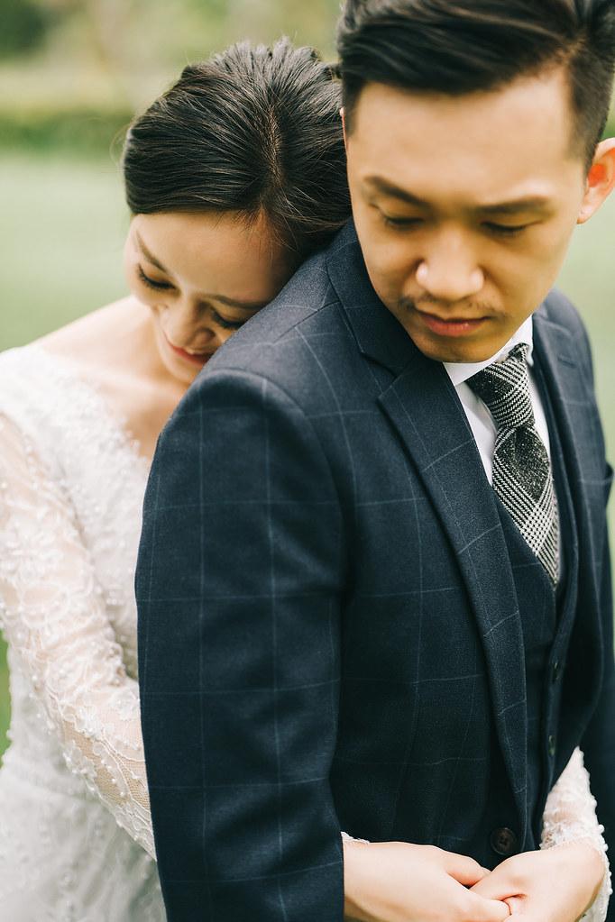 [美式婚紗]忠庭 & 佳慧 / 都會公園