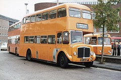 387. 387 BUH: Cardiff City Transport (chucklebuster) Tags: 387buh cardiff city transport aec regent east lancs