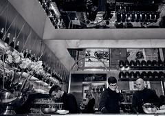 Caffè Scala (ennioxx) Tags: street streetbw all bw mi lombar