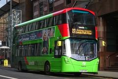 Leeds (Andrew Stopford) Tags: sl67vxr wright streetdeck first leeds