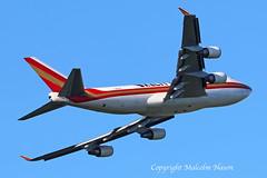 B747 N403KZ KALITTA AIR (shanairpic) Tags: jetairliner freighter b747 boeing747 jumbojet shannon kalittaair n403kz